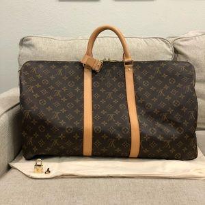 Louis Vuitton Keepall Bandouliere 55